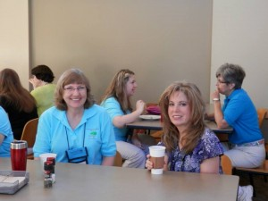 2013 July 25 - Anne Saurbaugh - Debra Hoffman - Kate Johnson