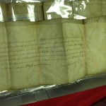 1788 charter document