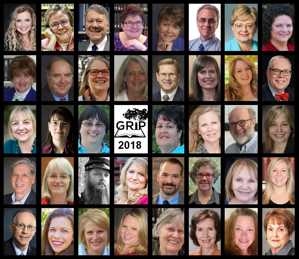 How many GRIP instructors can you name?